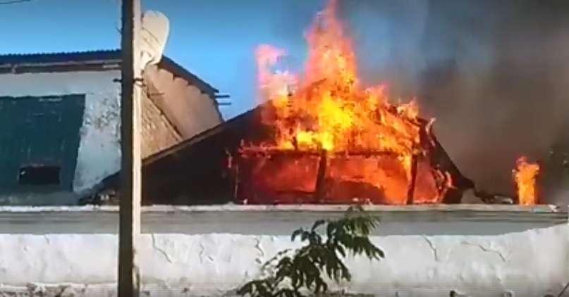 Хто підпалив цукровий завод у Капустянах? (відео)