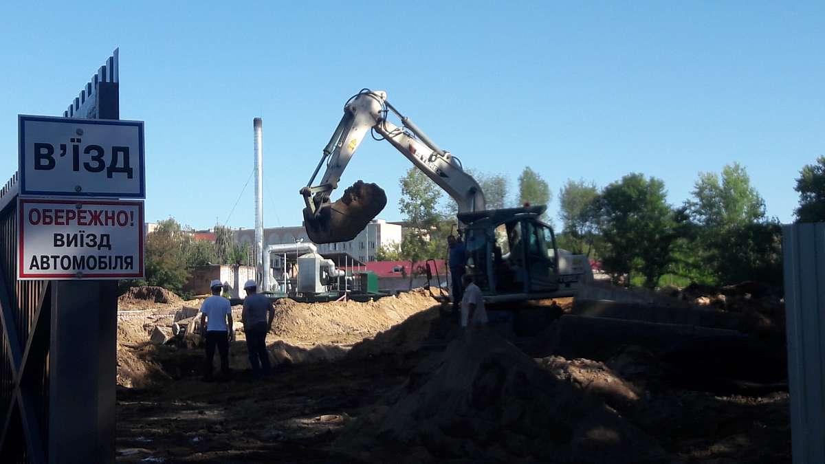 Як у Вінниці за 32 мільйони доларів будують найсучасніший в Україні кардіоцентр? (відео)