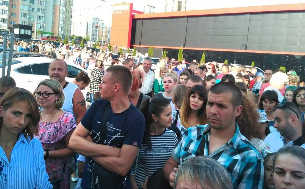 Цирк у Вінниці переріс у майданчик для мітингів