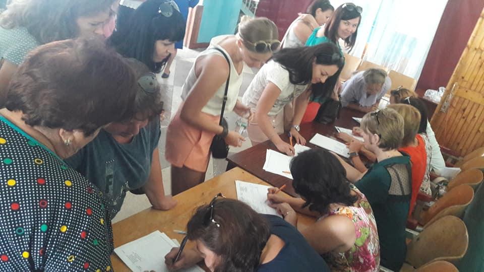 Білоусівка сказала «так» біогазовому заводу «Вінницької птахофабрики» (відео)