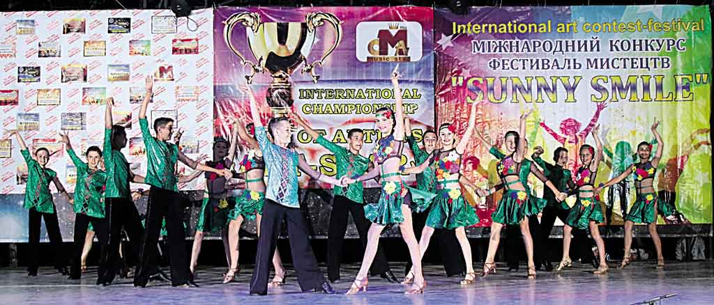 «Гран-прі» фестивалю мистецтв «ART-STAR» здобули танцюристи з Бару