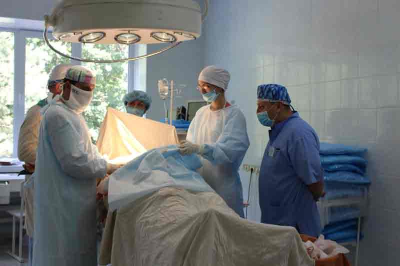 На варті жіночого здоров'я: у Вінниці в Подільському центрі онкології відкрили нове відділення – мамологічне
