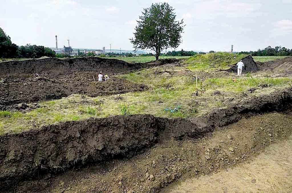«Кладову могилу» скіфів розкопали за Гайсином