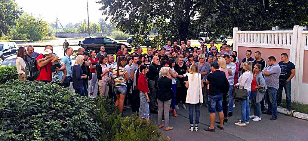 """Чому повстали мешканці """"Європейського кварталу"""" у Вінниці? (відео та фоторепортаж)"""