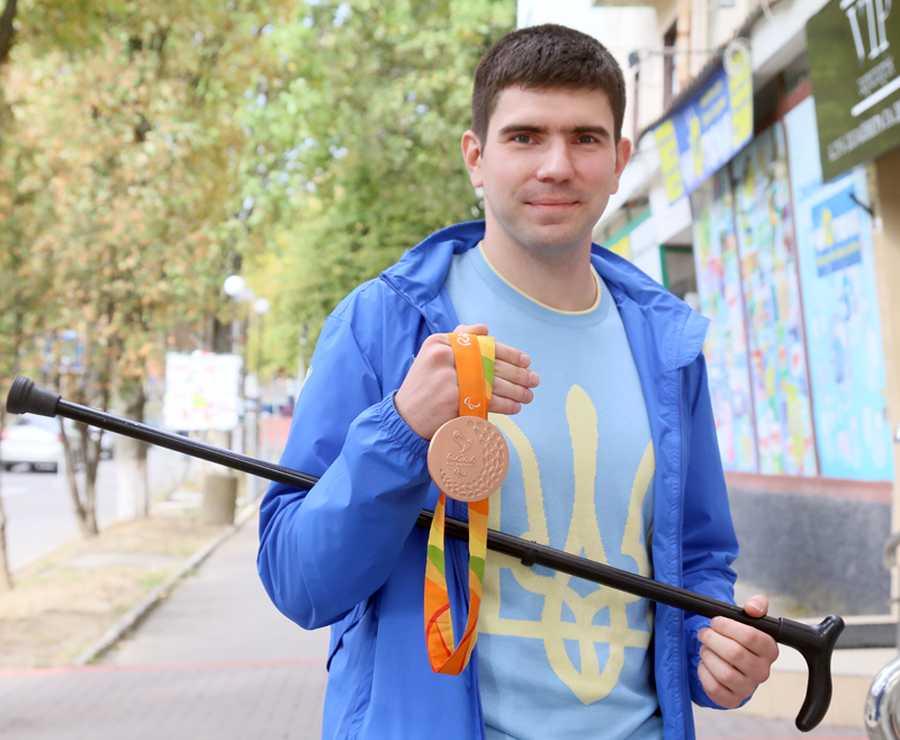 Вінницький спортсмен здобув золоту медаль на Кубку світу у Франції