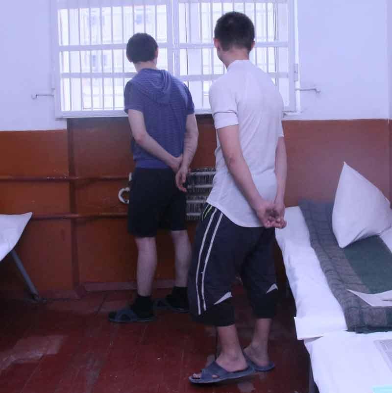 У вінницькій тюрмі відбувся навчальний збір (фото- та відеорепортаж)