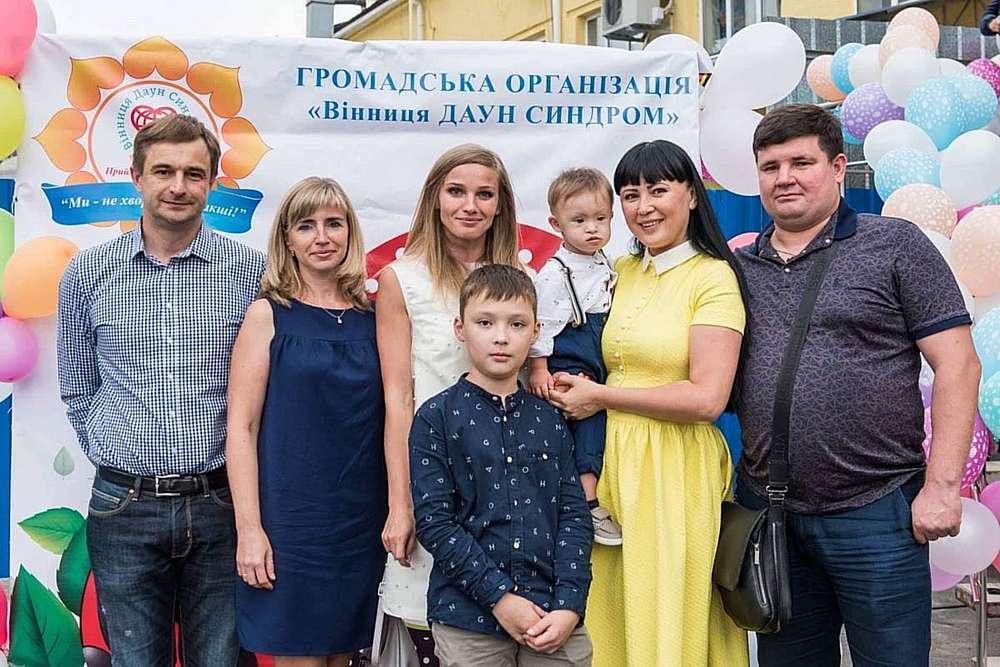 «Сонечко» для «сонячних дітей»: у Вінниці відкрили альтернативний простір розвитку для дітей з синдромом Дауна