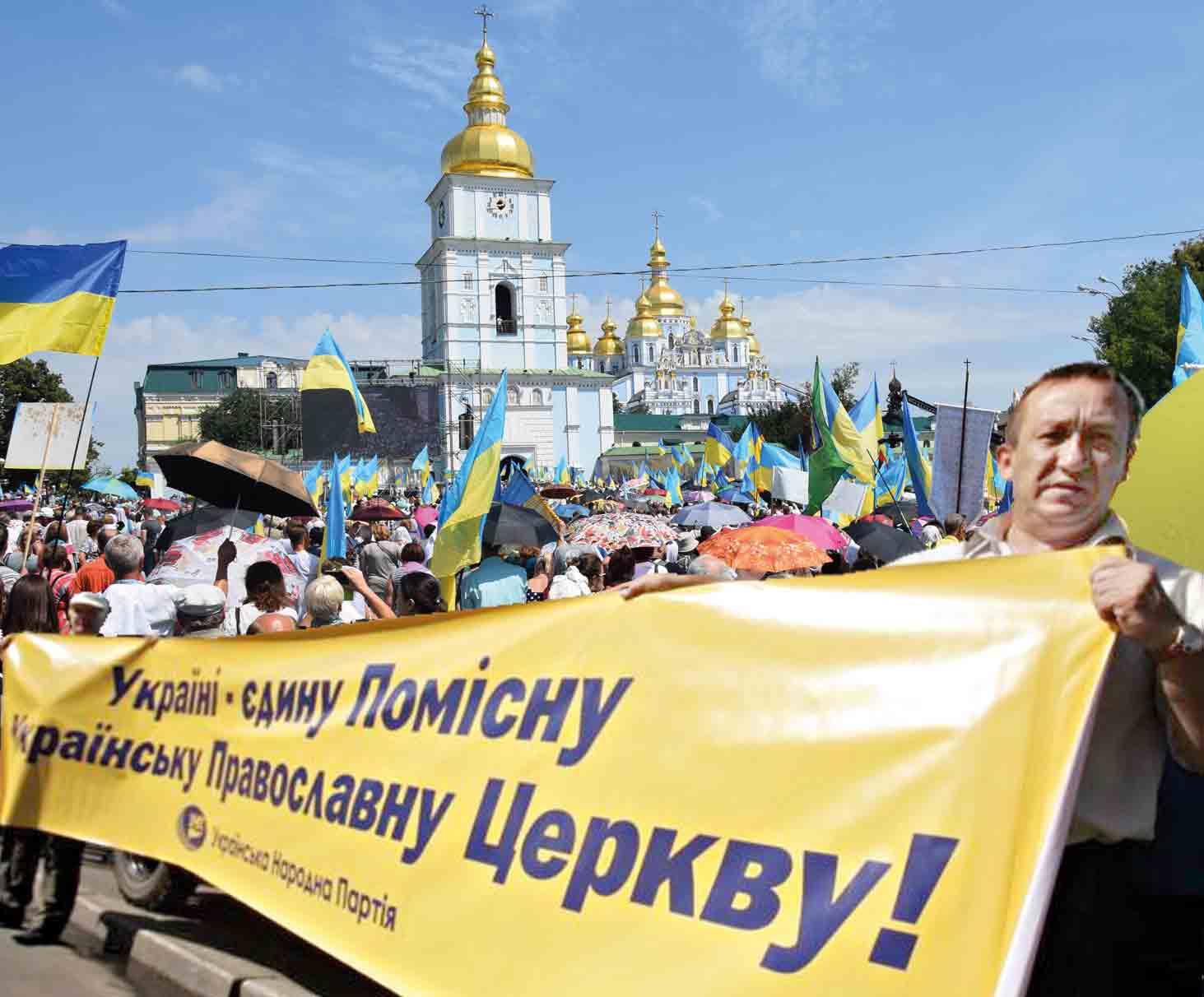 Проти створення помісної церкви у Вінниці намагались випустити анкети. Хто на Вінниччині став на бік України, а хто і далі за філіал Московського патріархату?