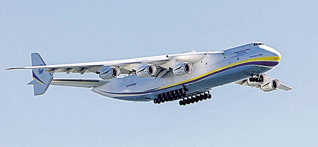 Літак-гігант Ан-225 «Мрія» встановив новий рекорд. В його екіпажі – вінничанин