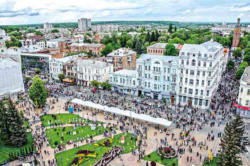 На 300 тисяч вінничан стало менше за роки незалежності…