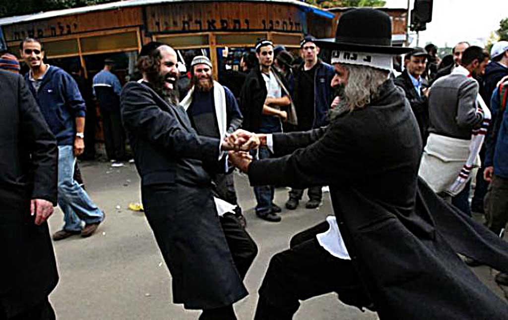 Рош ха-Шана хасиди святкували із… скандалом