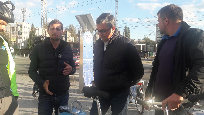 Велопрокат у Вінниці відкрили із запізненням через бюрократію… (відео)