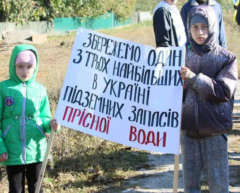 Чому в Людавці протестувало 10 сіл?