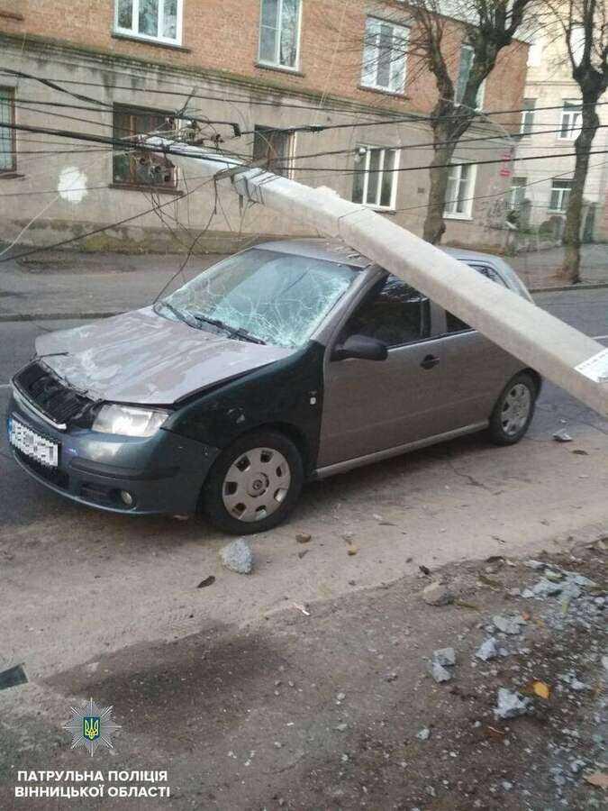 Водій легковика, який вчинив ДТП на Магістратській, керував автомобілем напідпитку