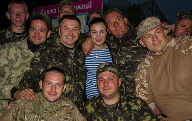 Приходько покинула сцену та йде в політику в команду Тимошенко…