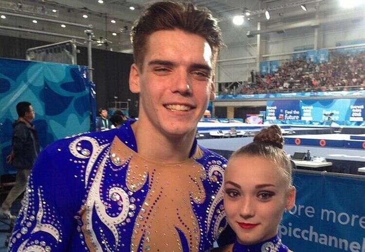 Олімпійська пара показала клас школи Голяка. Вінничани привезли престижні нагороди з Аргентини