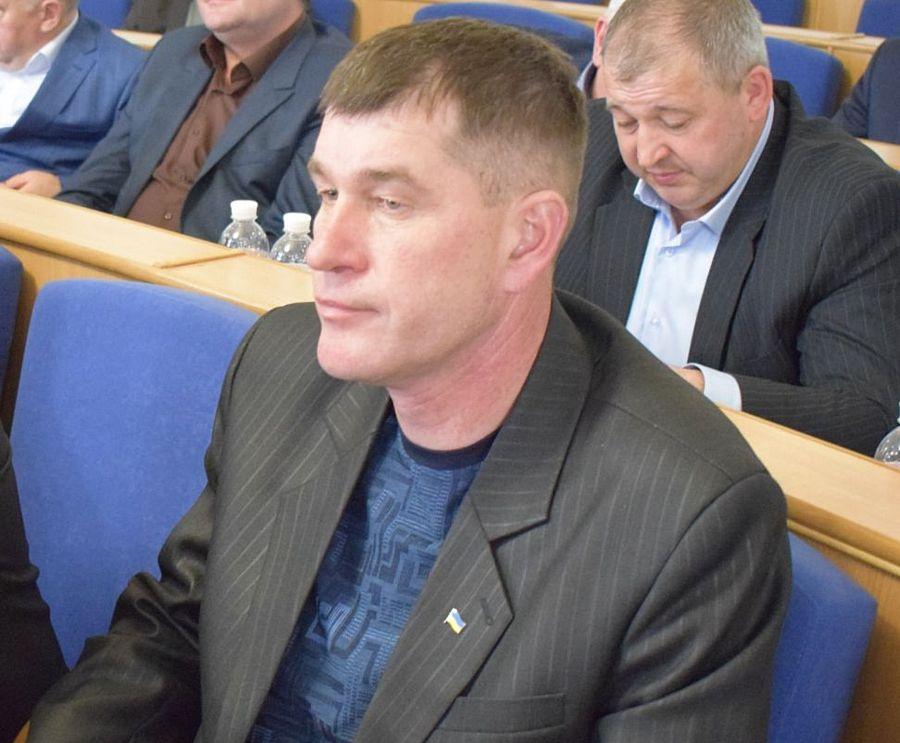 Олександр Крижанівський – новий голова Піщанської Райдержадміністрації