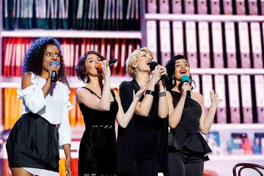 У «Жіночому кварталі» виступає вінницька співачка