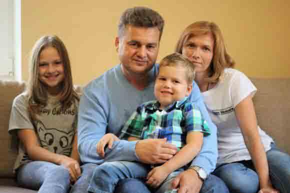 Мрію онкохворого хлопчика здійснили вінницькі Поліцейські
