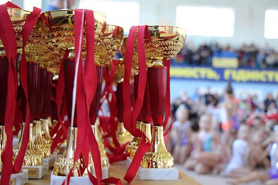 З розмахом: у Вінниці провеливідкритий турнір з художньої гімнастики для 470-ти учасниць