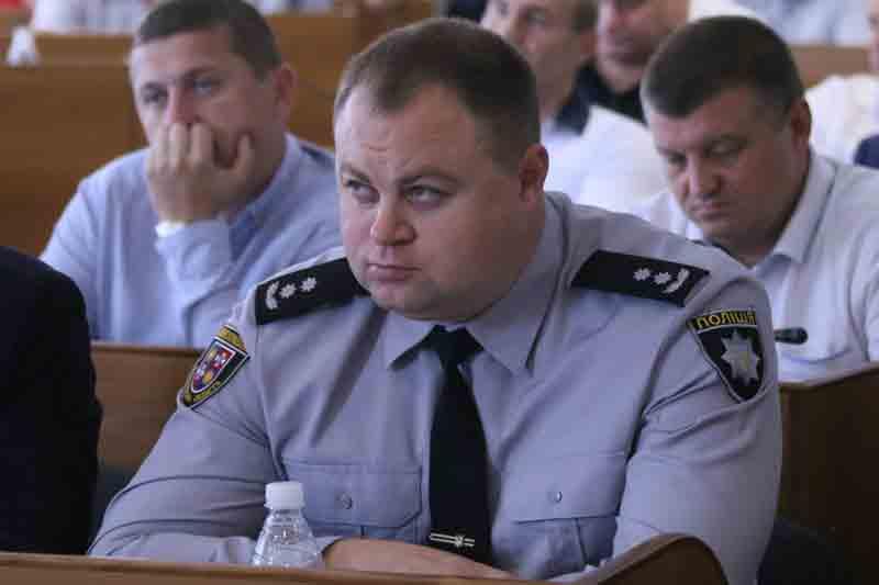 Про «тяжилівського маніяка», розбещення батьком дитини та кількість розкритих злочинів розповів начальник поліції