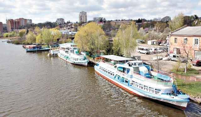 Майно пристані Вінниця повернуто у державну власність