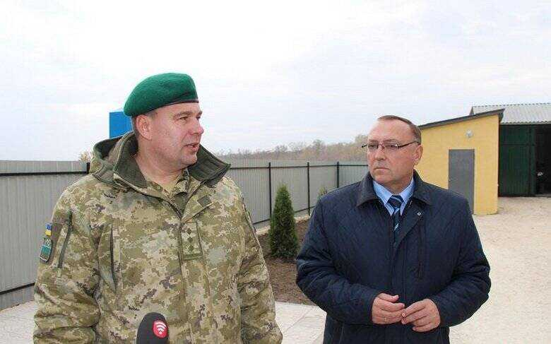 Що показали Коровію в ПП «Грабарівка» Могилів-Подільського прикордонного загону?