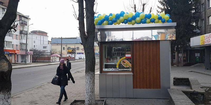 4 кіоски із кавою та цигарками знесуть у Вінниці із зупинок транспорту