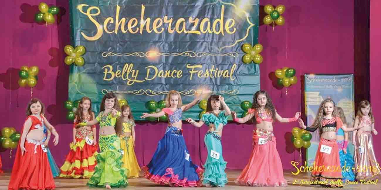 Всеукраїнський фестиваль танцю у Вінниці
