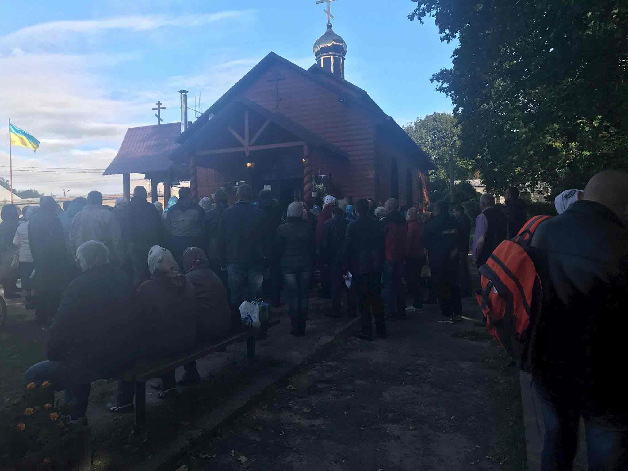 Громадські слухання через церкву у Гайсині ще більше розсварили людей?