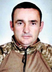 На війні загинув батько двох дітей із Липовця