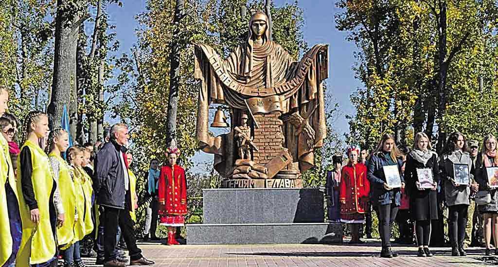 Чому рідні загиблих майданівців не прийшли на відкриття пам'ятника у Жмеринці?