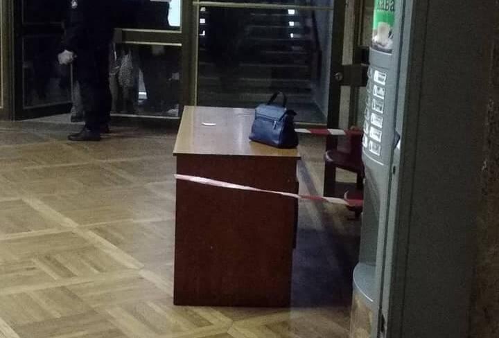 Марина в «Книжці» забула сумку з «бомбою»! Евакуювали 500 осіб (відео)