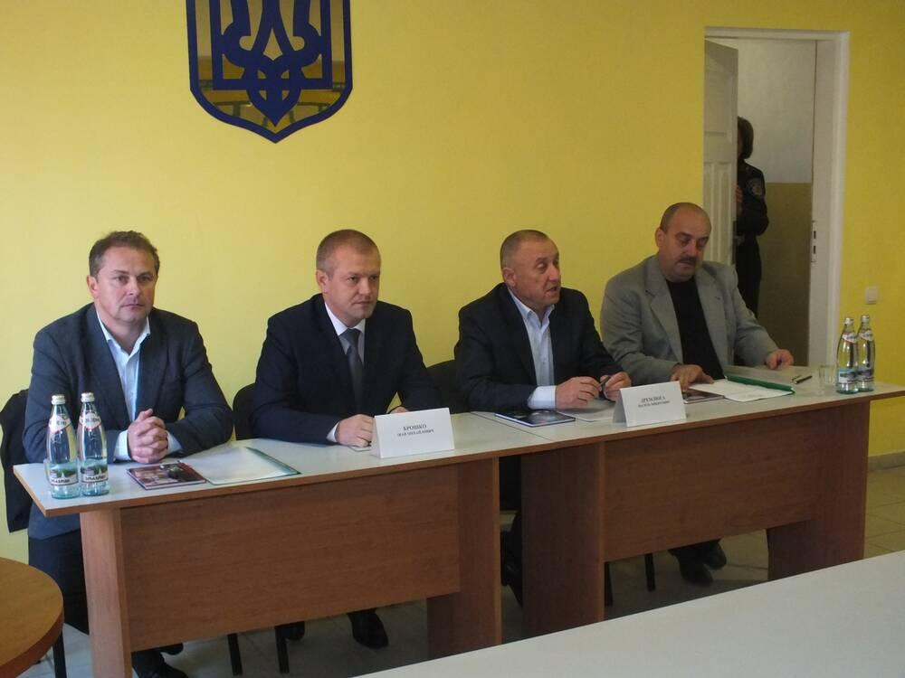 У Крижопільському районі відбулась рада начальників виправних колоній трьох областей (відео)