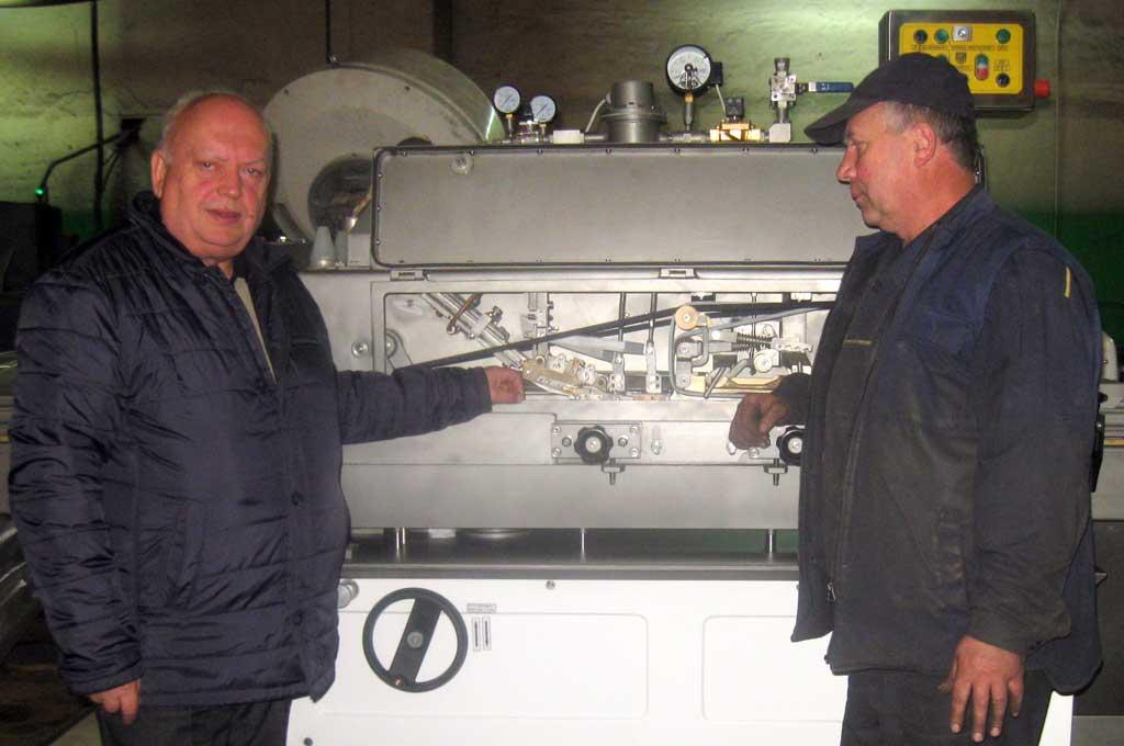 Барський машзавод випускатиме нові лінії переробки яблук