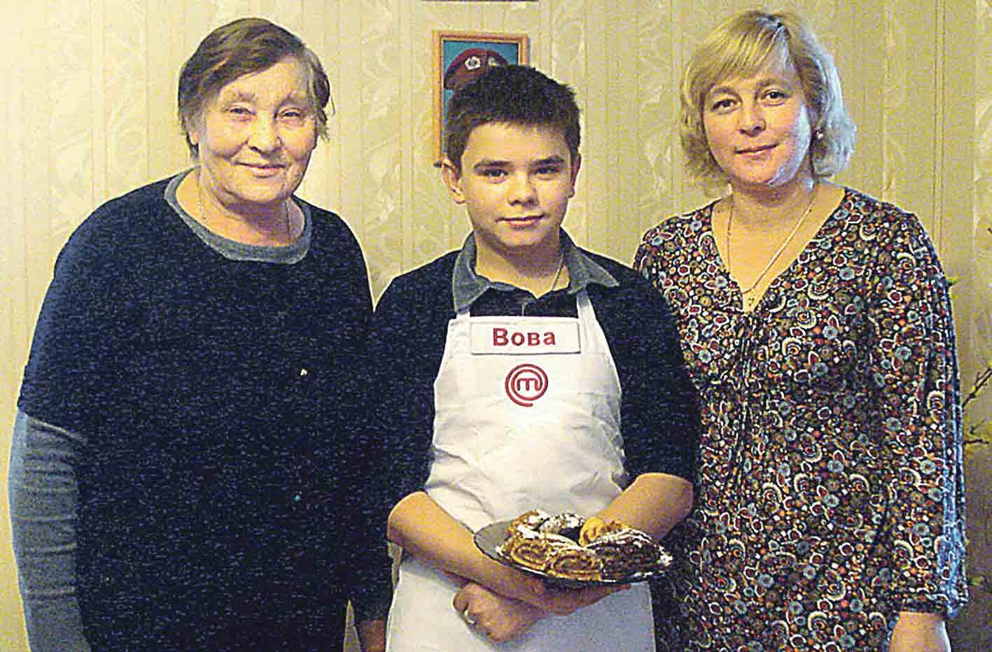 Учасник «Мастер шеф» із Михайлівки мріє бути медиком та відкрити у рідному селі сімейне кафе