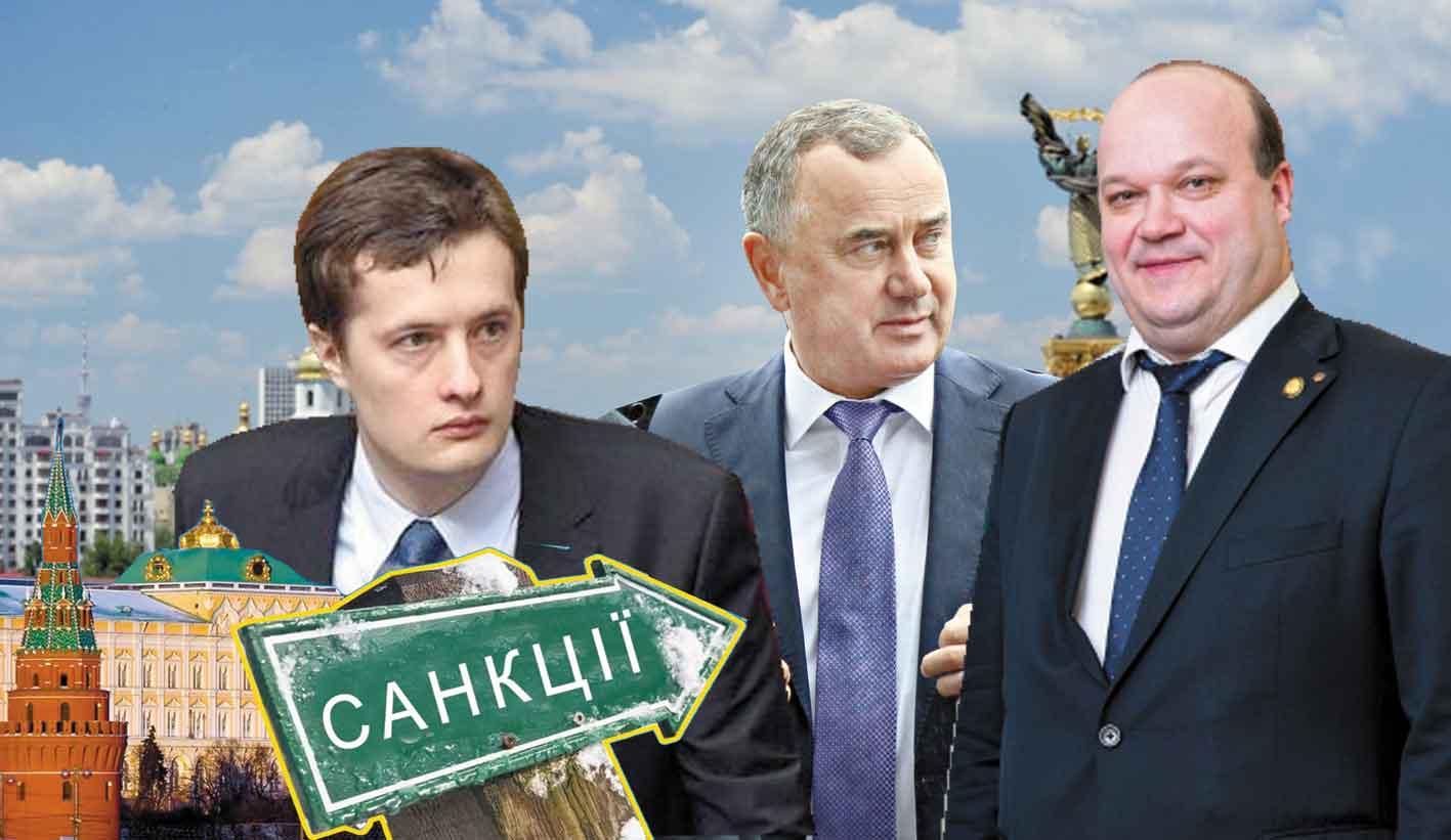 11 вінничан у списку санкцій. «Миронівський хлібопродукт» теж не пустять в РФ
