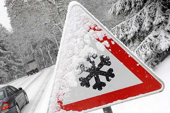 Сніг, ожеледь і 14 градусів морозу – по Вінниці та області штормове попередження-2