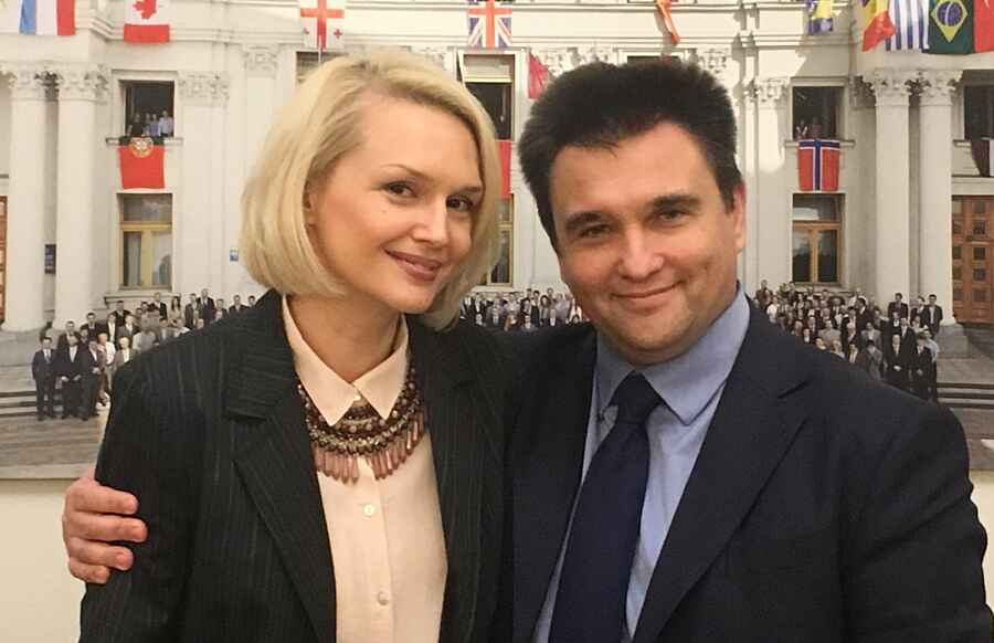 Прес-службу МЗС очолила вінничанка Катерина Зеленко