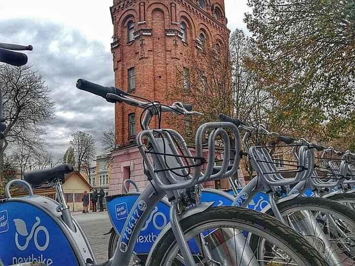 16 листопада фінішує сезон вело прокату Nextbikeу Вінниці