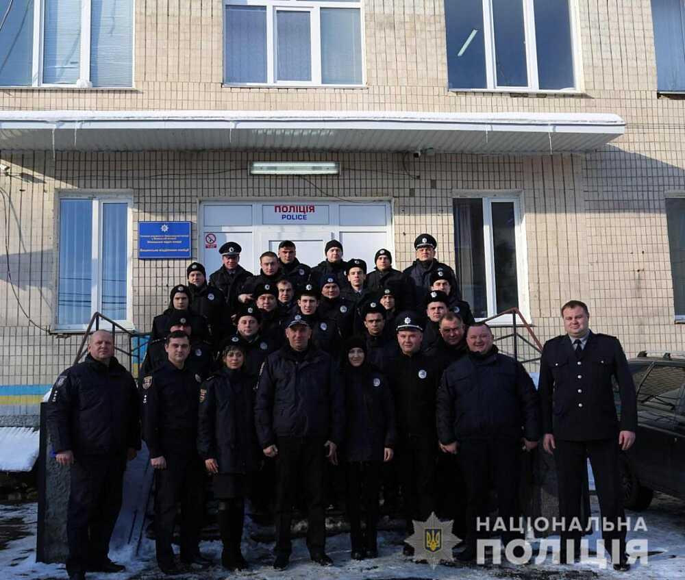 На «Вишенці» відкрили відділення поліції по вулиці Ващука, 16а (відео)