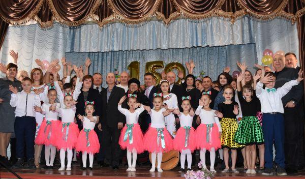 Школа на Вінниччині відсвяткувала 150-річчя
