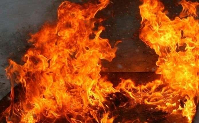 У Калинівському районі на пожежі загинув пенсіонер