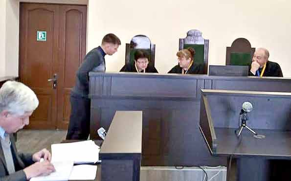 Скандал за наклеп перейшов до апеляції
