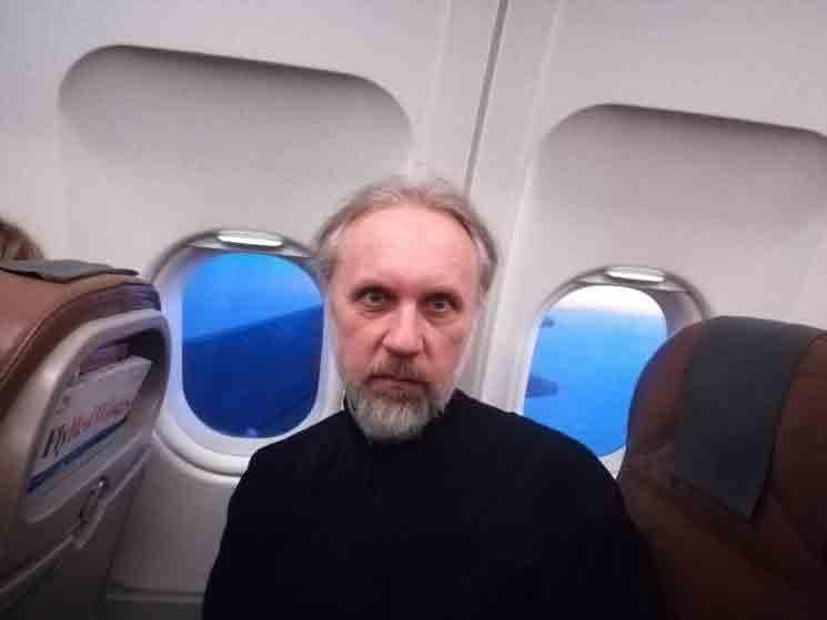 Монах-Сєпар із Рубані втік до Росії (відео)