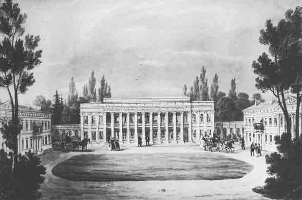 Золото добували ченці-алхіміки у підземеллях палацу Потоцьких?
