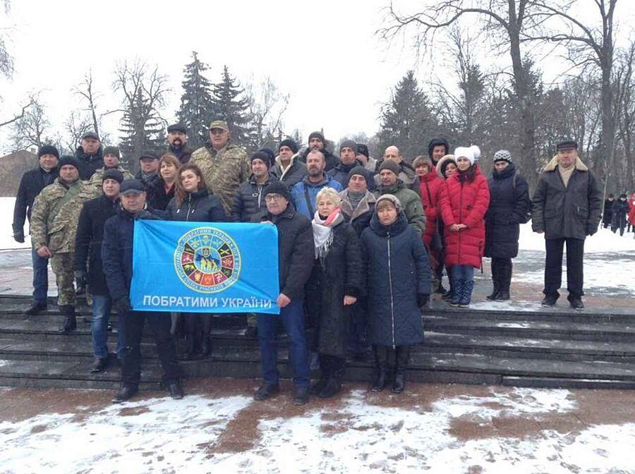 У Вінниці вшанували загиблих кіборгів та нагородили живих захисників ДАПу (відео)