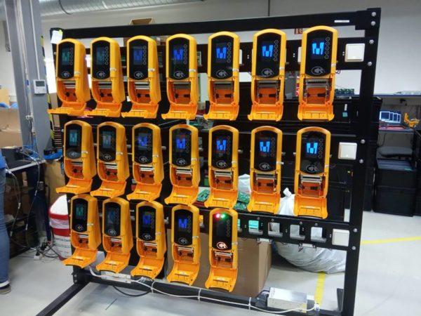 Mikroelektronika з Чехії виготовила для Вінниці обладнання для е-квитка