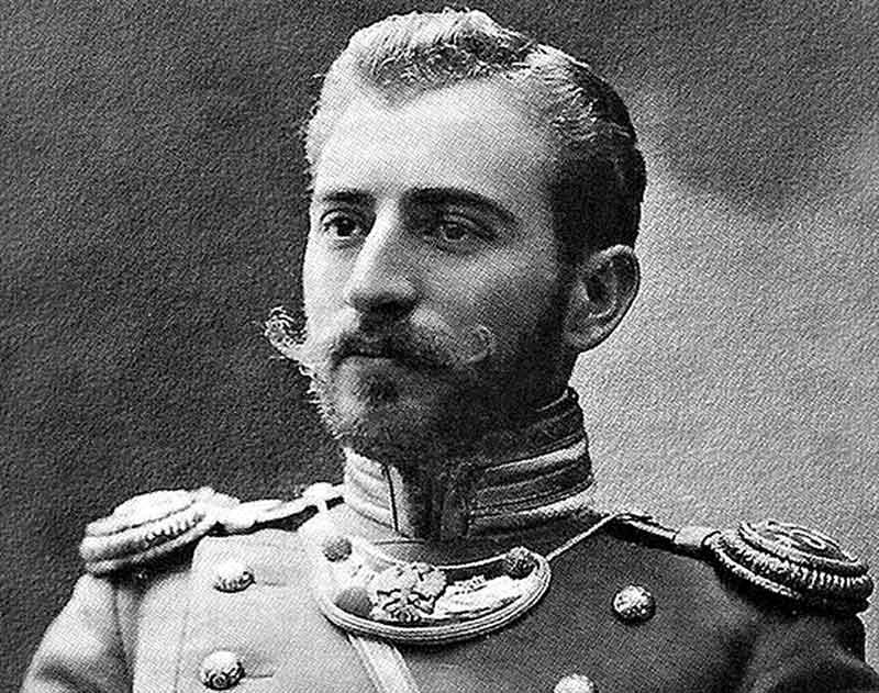 Полковник Петро Болбочан: «Обов'язок перед Україною кличе мене до зброї!»