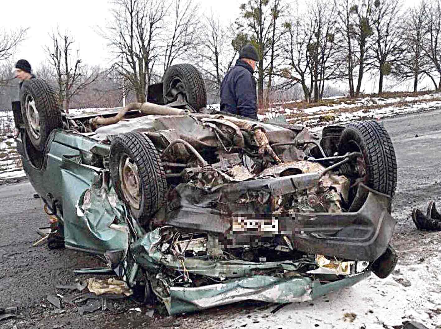 Фатальна ДТП біля Вапнярки забрала життя трьох. Семеро – травмовано